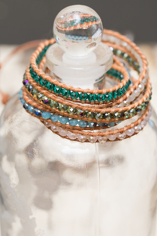 The Lizou Collection Blossom Wrap Bracelet