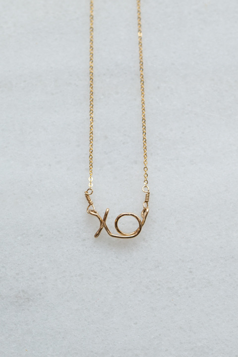 Nashelle XO Necklace