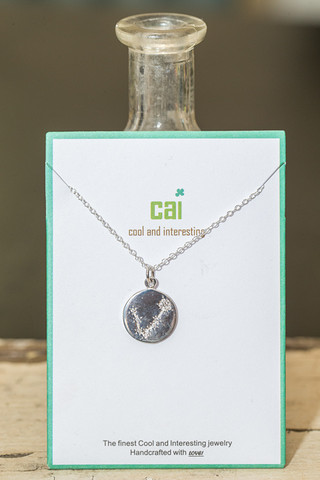 CAI Pisces Star Necklace