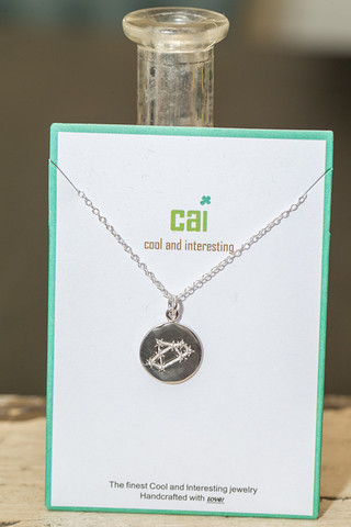 CAI Sagittarius Star Necklace
