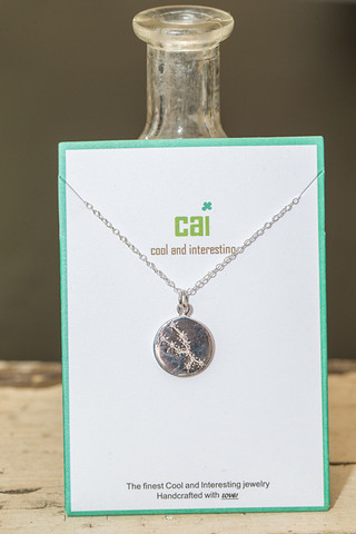 CAI Taurus Star Necklace
