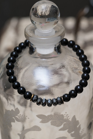 The Lizou Collection Black Onyx