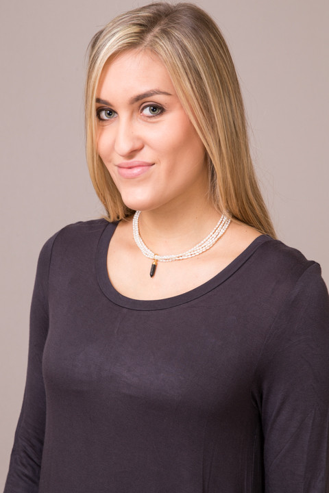 Vanessa Mooney Madison Pearl Necklace