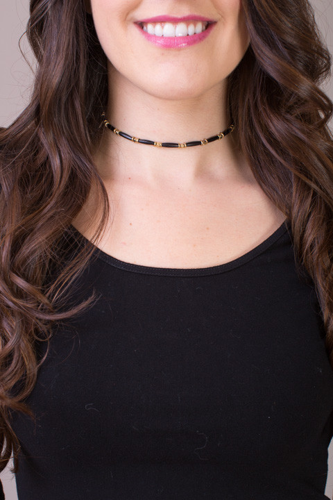 Vanessa Mooney The Dallas Choker
