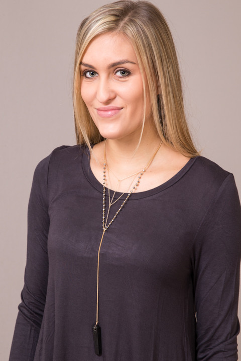 Vanessa Mooney The Olivia Necklace