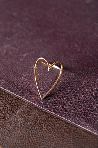 Lovers Tempo Love Struck Ring