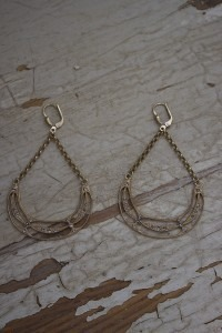 Scoop Earrings