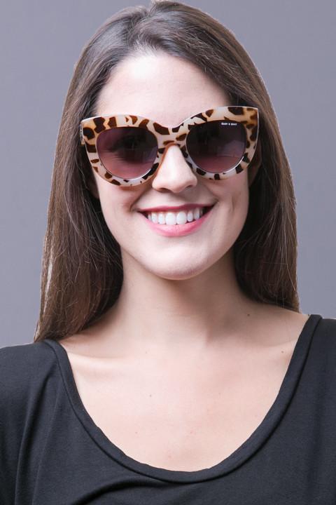 9a3281d75ca81 Quay Eyewear Australia Jinx Desert Leopard