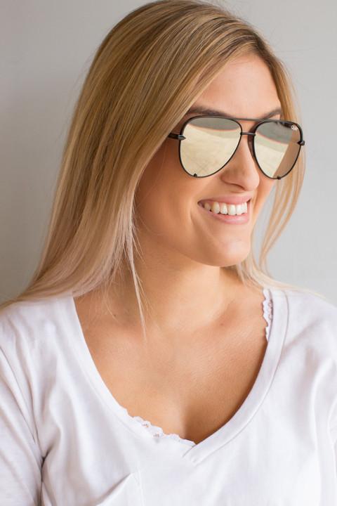 16607b83917d3 High Key Mini Black by Quay Eyewear Australia