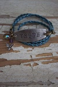 Truth Braided Wrap