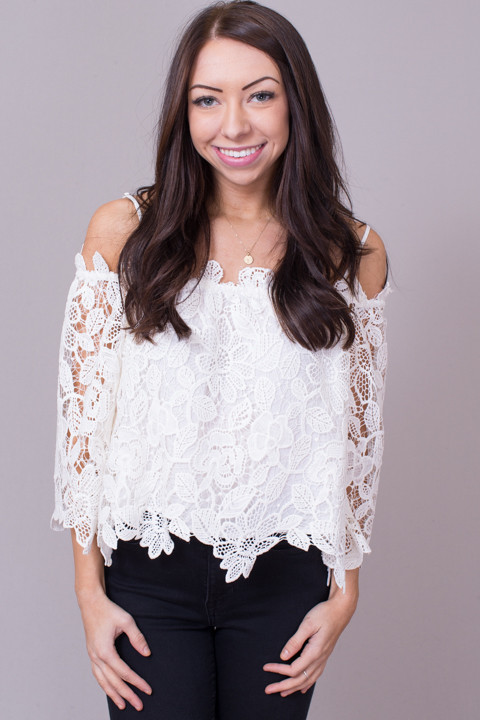 ASTR The Label Annabelle Top