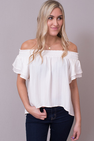 ASTR The Label Cameron Top