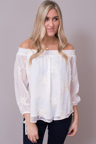 ASTR The Label Matilda Top
