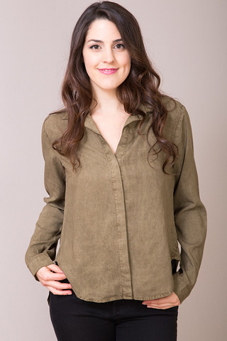 Bella Dahl Clover Button Down