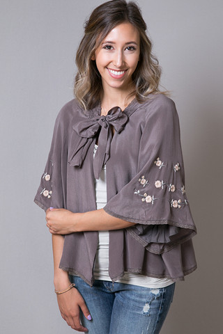 By Ti Mo Mabel Blouse