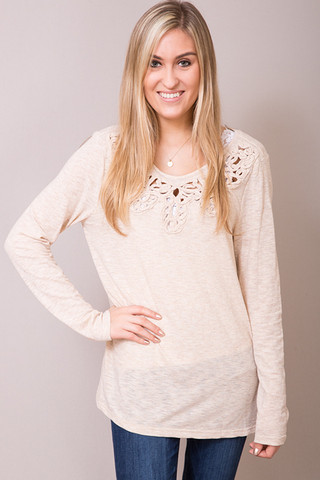 Entro Oatmeal Long Sleeve