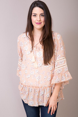 Entro Spring Blossom Blouse