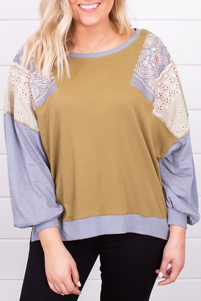 Free People Feelin It Tee 4