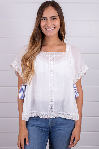 Hem and Thread Erica Blouse