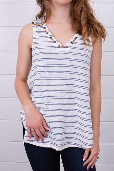 Hem and Thread McKenna Tank 3