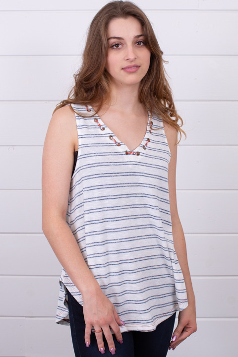 Hem and Thread McKenna Tank