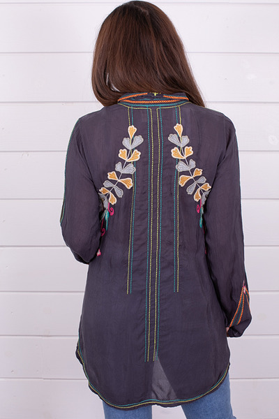 Johnny Was Collection Lyndsey Tunic 3