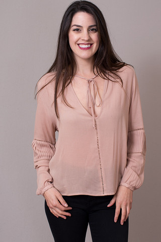 Knot Sisters Wild One Top
