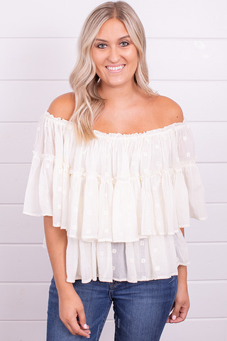Boho Angel Off Shoulde..