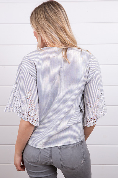 Lovestitch French Countryside Blouse 2