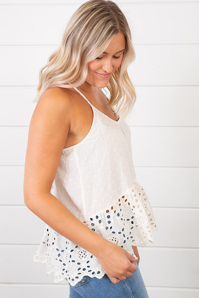 Lovestitch Tie Back Cami 2