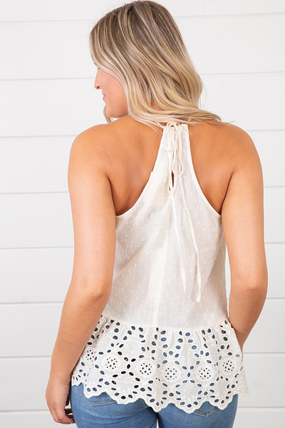 Lovestitch Tie Back Cami 4