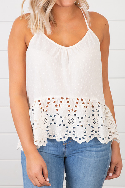 Lovestitch Tie Back Cami 3