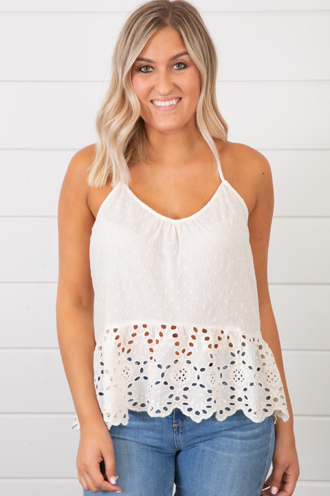 Lovestitch Tie Back Cami