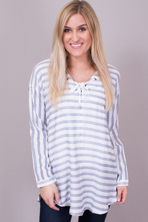Mystree Beach Babe Pullover