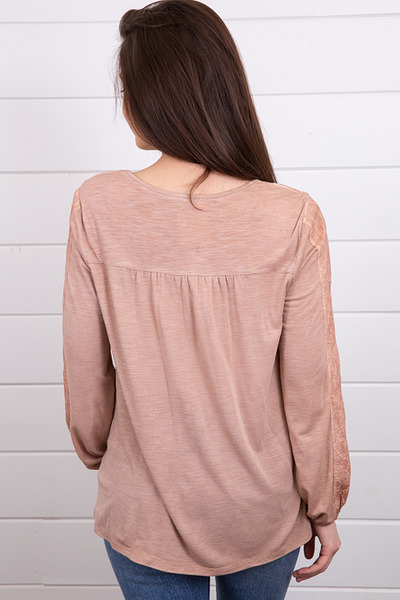 Mystree Woven Mix Top 3
