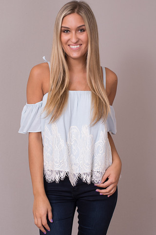 Piper Lace Top
