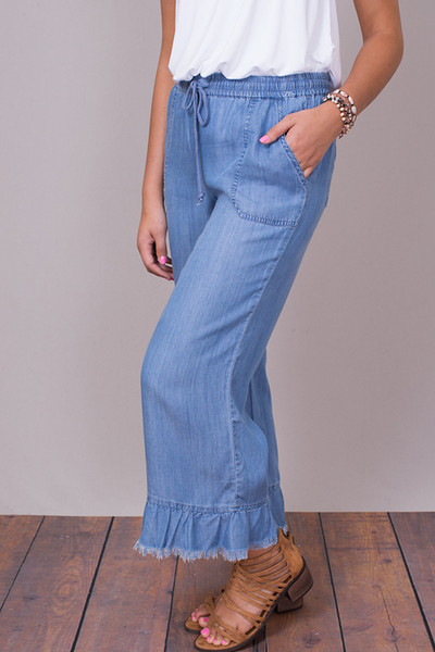 Billy T Ruffle Pant 4