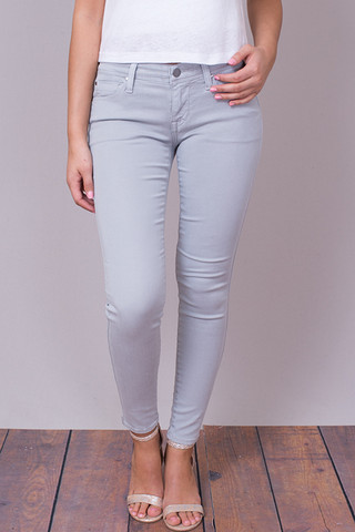 Mila Crop Hush Grey