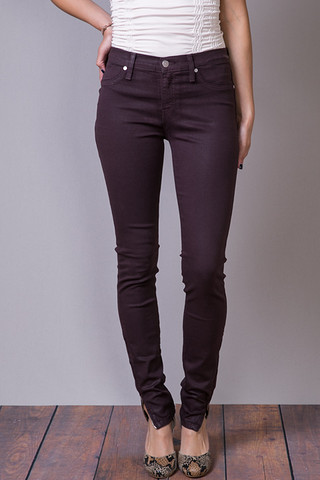Henry & Belle Cordovan Coated Super Skinny