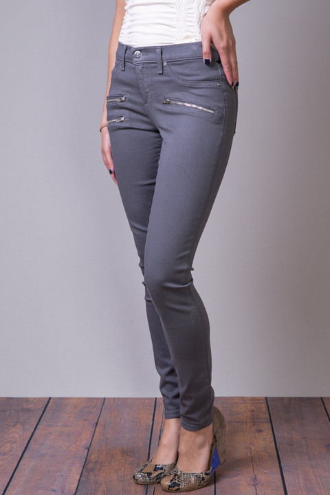 Henry & Belle Biker Jean Chrome 3
