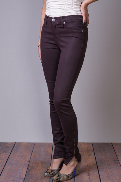 Henry & Belle Cordovan Coated Super Skinny 4