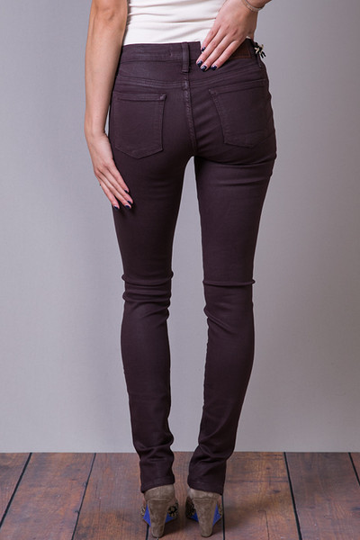 Henry & Belle Cordovan Coated Super Skinny 2