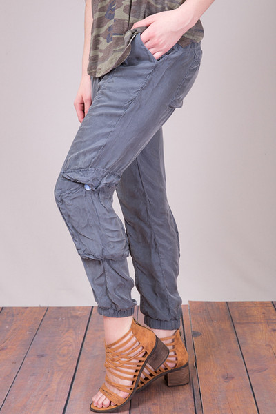 Johnny Was Collection Ramble Pull-On Pant 4