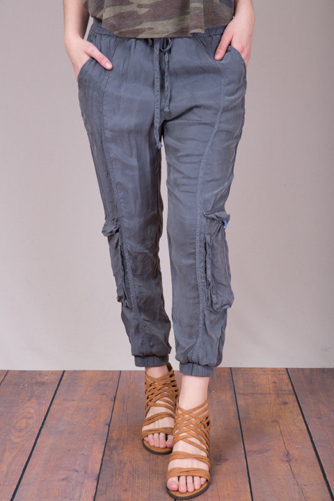 Johnny Was Collection Ramble Pull-On Pant