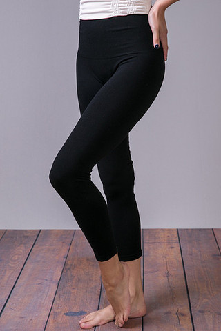 M. Rena Cropped Tummy Tuck Legging