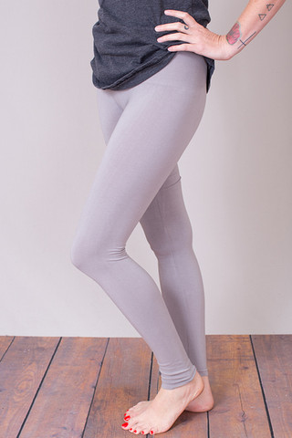 M. Rena Grey 17 Tummy Tuck High Waisted Legging