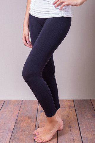 Ink Cropped Leggings