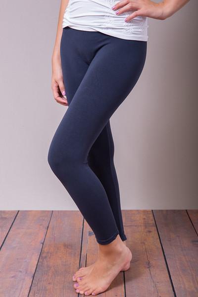 a5c006bb407d6 Blue Night Cropped Legging
