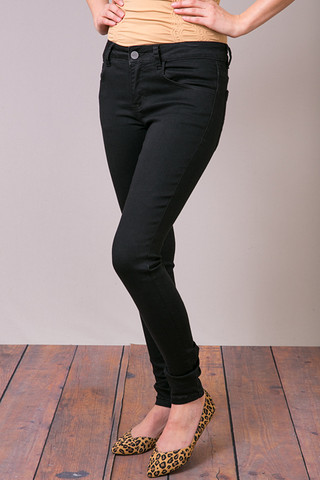 Black Stretch Skinny J..