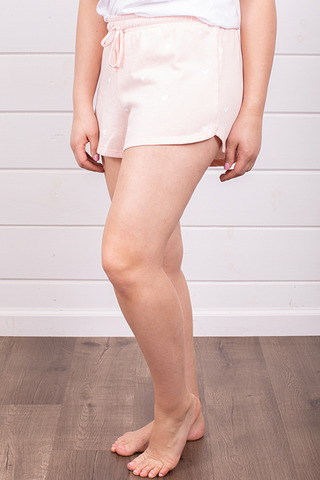 Z Supply Lover Fleece Short Rose